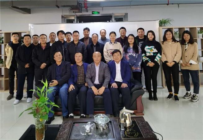 王焕彬董事长赴沈阳亚搏体育官网网址集团西安分公司调研