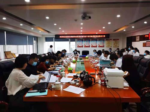 沈阳万康中医院通过辽宁省职业健康检查质量控制考核
